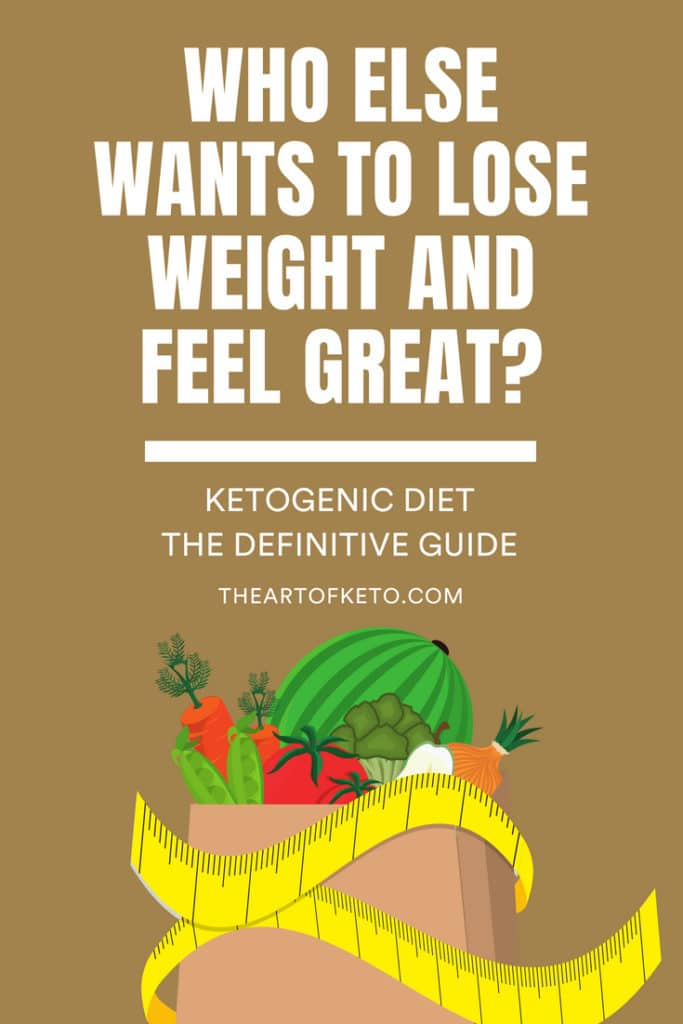 ketogenic diet pinterest cover