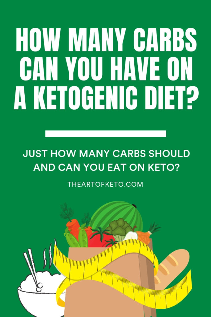how many carbs on keto pinterest cover